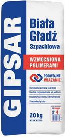 Atlas Biała Gładź szpachlowa Gipsar Uni agu