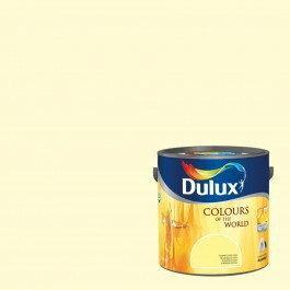 Dulux Kolory Świata Lateksowa Emulsja do ścian i sufitów Dojrzewający Banan 5L