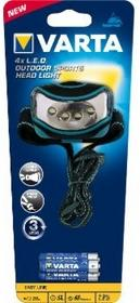 Varta LATARKA CZOŁOWA 4XLED OUTDOOR SPORTS HEAD LIGHT 16630101421