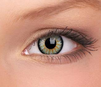 Maxvue Vision Vision ColourVue Glamour kolor Green 2 szt.