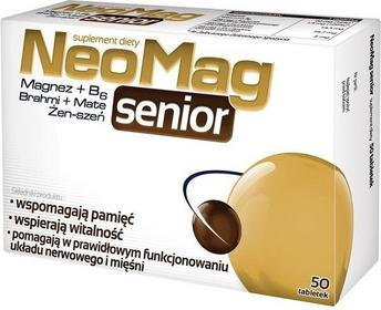 Aflofarm Neomag Senior 50 szt.
