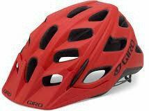 Giro Kask Hex czerwony mat r.M 55-59cm SHI-KA63