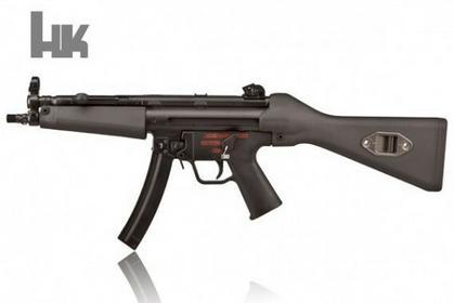 Heckler&Koch Pistolet maszynowy ASG MP5 A4 elektryczny 2.5892X