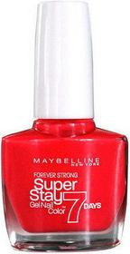 Maybelline Forever Strong Super Stay 7 Days Nail Color 10ml W Llakier
