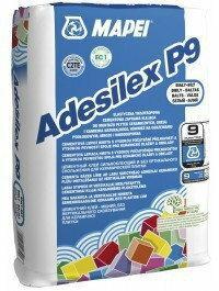 Zaprawa klejąca Adesilex P9 elastyczna do płytek biała 25kg