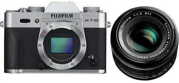 Fuji X-T10 inne zestawy
