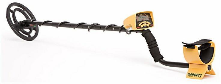 Garrett Wykrywacz metalu ACE 250 ze słuchawkami i osłoną cewki