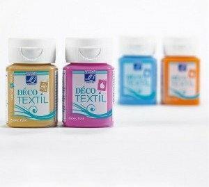 Producent Farba Deco TEXTIL 50 ml