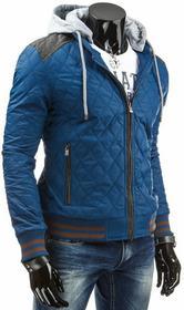 Dstreet Kurtki wiosenne (tx0791) - niebieski