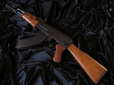 Denix CENIONY I NIEZAWODNY AK-47 KARABIN KAŁASZNIKOW