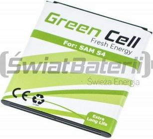 Green Cell Bateria akumulator do telefonu Samsung Galaxy S4 i9500 i9505 2600 mAh