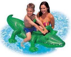 Intex Krokodyl dmuchany  - 58546