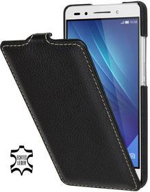 StilGut Etui UltraSlim Huawei Honor 7 Czarne Czarny