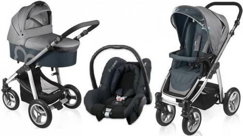 Baby Design Lupo New 3w1