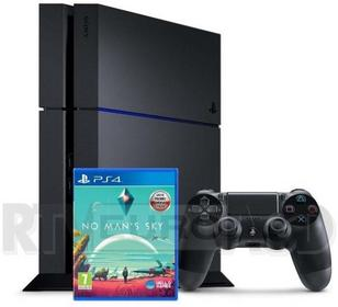 Sony  Playstation 4 1TB Czarny + No Mans Sky