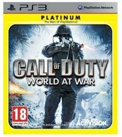 Call of Duty 5 World at War Platinum PS3