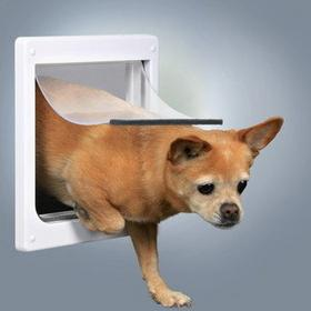 Trixie Drzwi dla psa - 2-wariantowe - dla małych psów TX-3877