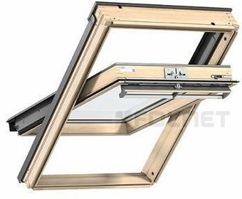 Velux Okno dachowe GGL 3070 szyba bezpieczna GGLFK043070