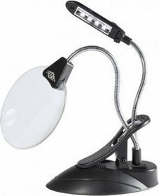 WEDO Lupa stołowa z oświetleniem LED 130080