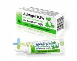 Hecpharma Aphtigel 0,1 %