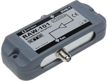 WZMACNIACZ ANTENOWY RAW-101 13 / 16 dB