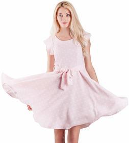 Click Fashion Venecja 6415 różowy
