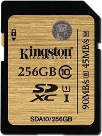 Kingston SDXC Class 10 UHS-I Ultimate 256GB