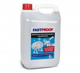 Frostproof 5L domieszka przyspieszająca twardnienie i poprawiająca urabialność