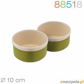 Granchio Miseczki ceramiczne Natura Oliva 10cm, 2szt 88518