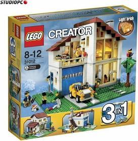 LEGO Creator - Dom rodzinny 31012