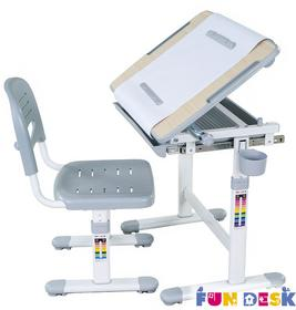 Fun Desk Bambino Grey