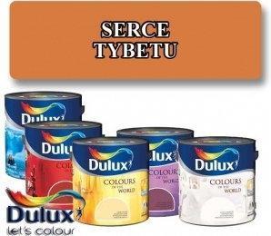 Dulux Kolory Świata SERCE TYBETU 5L HAN08991