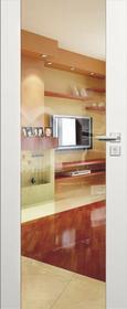 VASCO drzwi wewnątrzlokalowe Ventura Przeźroczysta