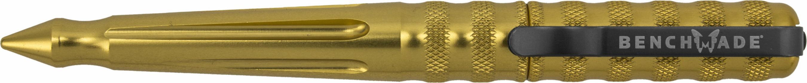 Długopis taktyczny Benchmade Pen Gold/Black 1100-9 (136-197) K