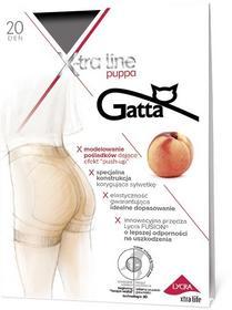 Gatta Rajstopy - - Rajstopy X-tra Line Puppa 20 den czarny puppa.20
