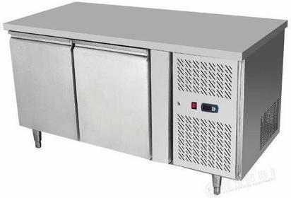 Hendi Stół chłodniczy 2-drzwiowy z agregatem bocznym 232040