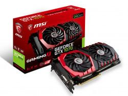 MSI GeForce GTX 1070 GAMING X VR Ready