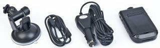 Gembird Kamera samochodowa/rejestrator trasy DVR HD+Akcesoria DCAM-004