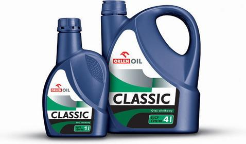 Orlen OIL CLASSIC SJ/CF 15W-40 4L