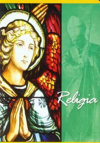 Zeszyt A5 Religia w kratkę 32 kartki anioł-