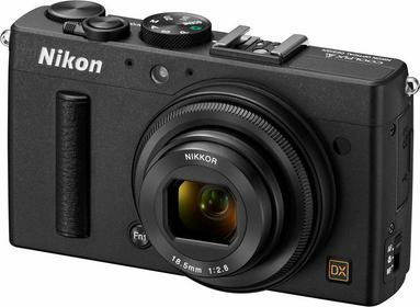 Nikon Coolpix A czarny
