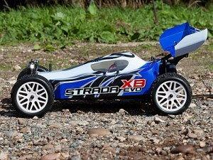 HPI Racing Maverick Strada XB Evo 1:10 RTR Electric Buggy 12601
