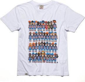 LT T-shirt K1X - Ny´S Finest Artist Ser White (1100) rozmiar: S