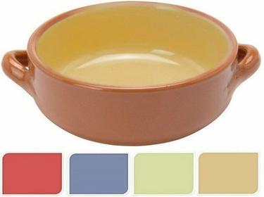 Ceramiczne Naczynie żaroodporne do zapiekania - 200 ml - żółty