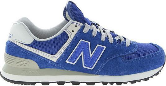 New Balance ML574VTR niebieski