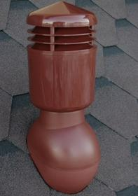 Wirplast Kominek do pokryć bitumicznych 110mm izolowany