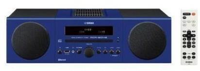 Yamaha MCR-043 BT Niebieski