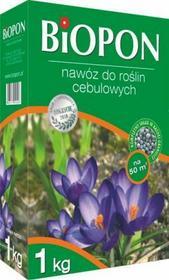 Biopon do roślin cebulowych karton 1kg (BIO1199)