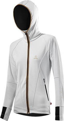 Löffler softshell Windstopper W Hood 2013-2014