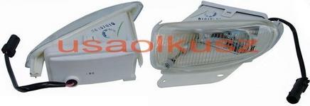 RóżNI Prawy halogen lampa przeciw mgielna Dodge Caravan 1996-2000